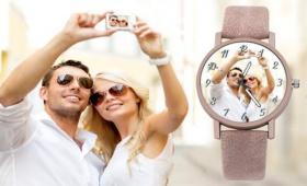 Спечели уникален ръчно изработен часовник със снимка  Zabavni igri