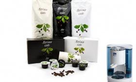 Спечели кафемашина LAVAZZA LB 850 със 100 бр. капсули Terioca + 4 кг кафе  Zabavni igri