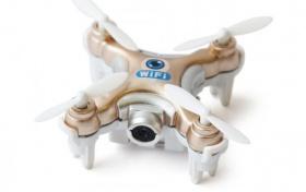 Спечели дрон Cheerson CX-10W - най-малкия дрон с камера и управление през смартфон