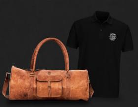 Спечелете 150 броя сакове от естествена кожа и 1050 броя тениски Jack Daniel's