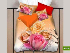 Спечели красиво 3Д спално бельо