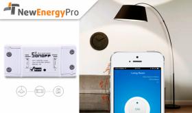 Спечели смарт устройство Sonoff, с което може да управляваш някой от електроуредите в дома си