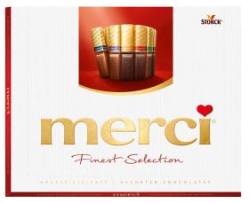 Спечелете всеки ден сладки награди от бонбони Merci