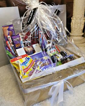 Спечелете кутия пълна със сладки изкушения Milka