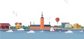 Спечели Уикенд за четиричленно семейство в Стокхолм, посещение в два музея и ресторант