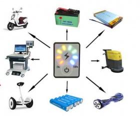 Спечели LCD дисплей измерващ състоянието на батерия
