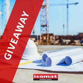 Спечелете три удобни чанти брандирани с логото на ISOMAT