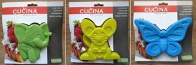 Спечелете оригинални силиконови форми за кексчета