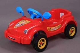 Спечели кола с педали