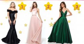 Спечелете красива абитуриентска рокля