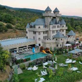 Спечели нощувка за двама в Royal Valentina Castle, Огняново