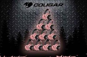 Спечели страхотните нови COUGAR Phontum Essential Pink!