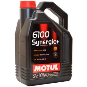 Спечели една от 3-те награди - 5 литра висококачествено моторно масло Motul 6100 Synergie+ SAE 10W-40