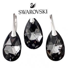 Спечели сребърен 925 комплект SWAROVSKI