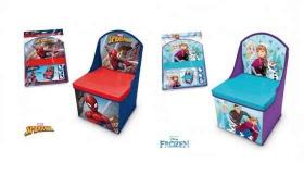 Спечелете едно от прекрасните столчета - контейнери за играчки