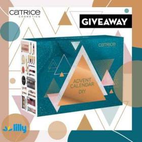Спечели адвент календара CATRICE DIY с 24 ексклузивни продукти и бестселъри с марката Catrice