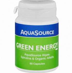 Спечелете Зелена енергия - 60 капсули на AquaSource