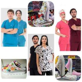 Спечелете чифт супер удобни ортопедични чехли или комплект медицинска униформа по ваш избор