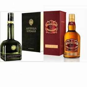 Спечели бутилка Уиски Чивас Екстра и бутилка Водка Легенда Кремля
