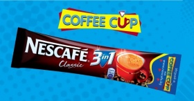 "Промоция ""NESCAFÉ® 3in1Coffee Cup"""