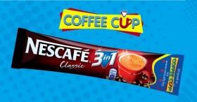 "Промоция ""NESCAFÉ® 3in1Coffee Cup"""