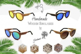 Спечели чифт ръчно изработени очила