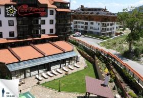 Спечели уикенд за двама на база ALL INCLUSIVE в хотел Каза Карина, Банско