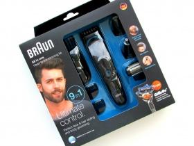 Спечели с BRAUN комплект за мъже за поддръжка на лице, тяло и коса