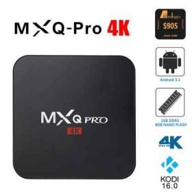 Спечели TV BOX MXQ PRO 4K