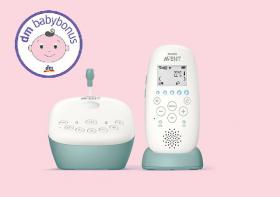 Спечелете един от 10 бебефона Philips Avent Бебефон DECT SCD731/52